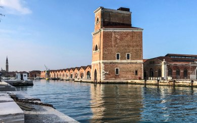 Venice-Arsernal factories.