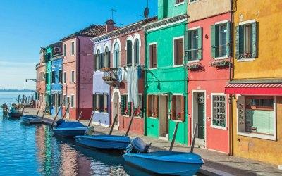 The Islands of the Venetian Lagoon
