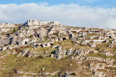 Matera-Murga plateau.