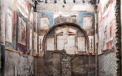 Herculaneum-Augustales interior.