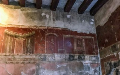 Villa wall painting (2).