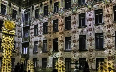 Atelier - Jugendstil facades.