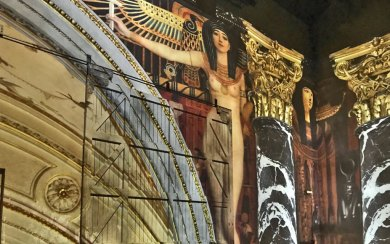 Paris-Klimt Neoclassical.