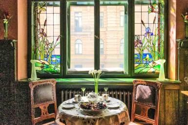 Riga-Art Nouveau Museum.