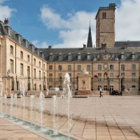 Touring the Archeological Sites of Burgundy – Dijon, France