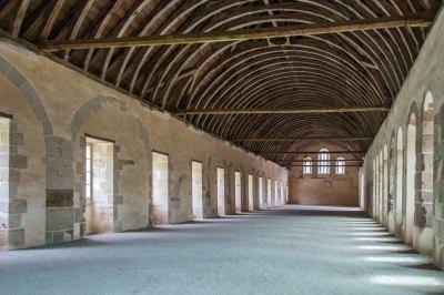 Burgundy-Fontenay dormitory.