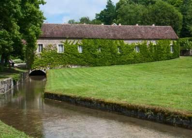 Burgundy-Fontenay farming.