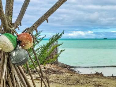 Gauguin-Farakava lagoon 2.