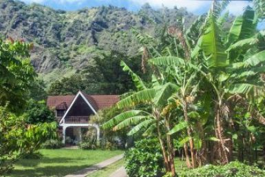 Marquesas - Omo'a