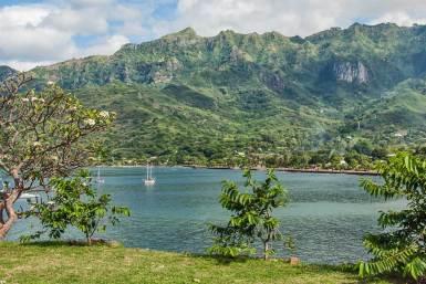 Marquesas-Nuku Hiva Taihoae.