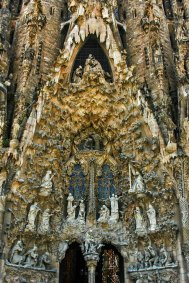 Gaudi-Sagrada Nativity.