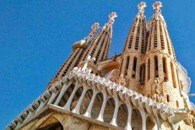 Gaudi-Sagrada Familia.