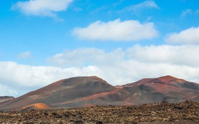 The Volcanic Wonderland of the Canary Islands – Lanzarote