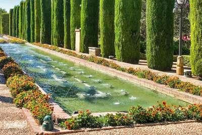 The gardens of the Alcázar (3)