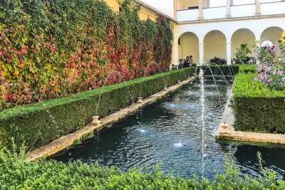 The Fountains of Generalife (2).