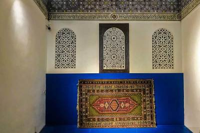 Museum of Moroccan Arts - Carpets