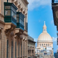 Valletta — The City Shaped by Knights