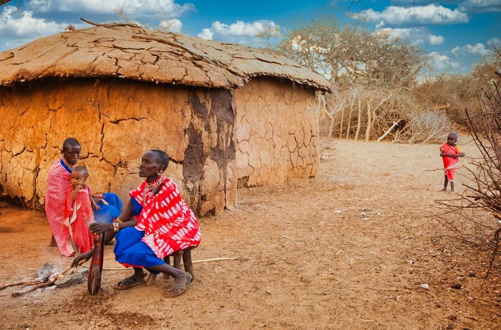 African Diaries — Kenya's Maasai Country