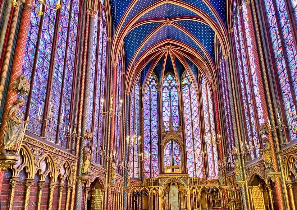 The Sainte Chapelle — The Other Gothic Gem In The Heart of Paris.