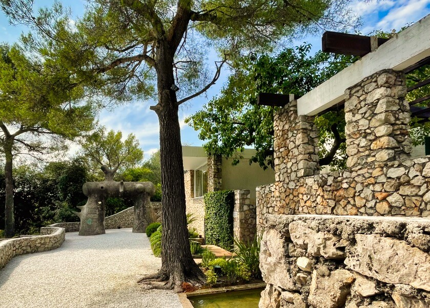 The Maeght Foundation — An oasis of Modern Art in the Hills of Provence