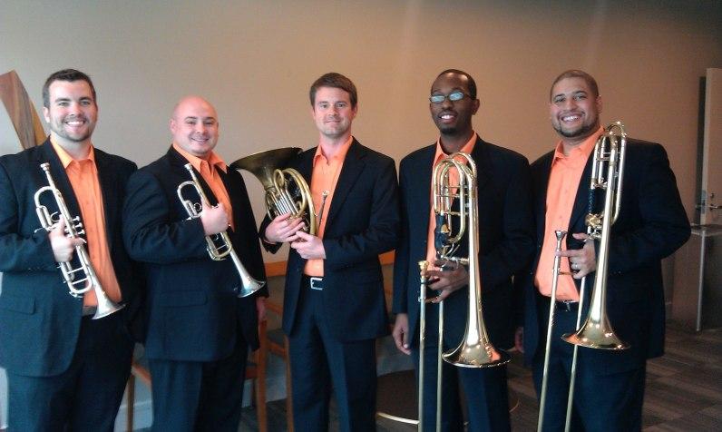5one2 Brass Quintet
