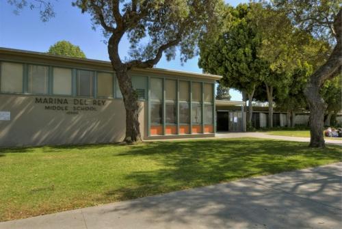 Del Rey - Marina del Rey Middle School