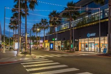 AT&T and Wells Fargo Bank at Playa Vista, CA