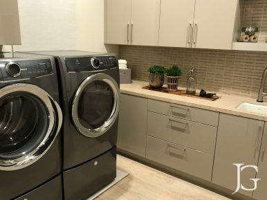 Jewel Playa Vista Plan 1 Laundry Room