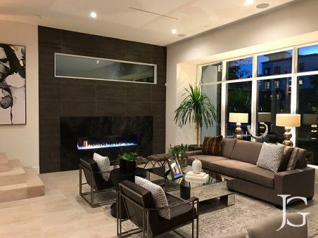 Jewel Playa Vista Plan 1 Living Room