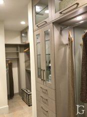 Jewel Playa Vista Plan 1 Master Closet