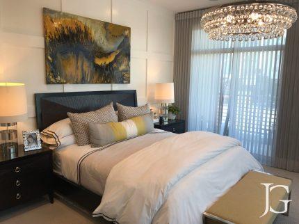 Marlowe Playa Vista Model Home Plan 1 Master Bedroom