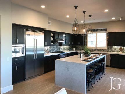 Mason Playa Vista Plan 3 Model Kitchen