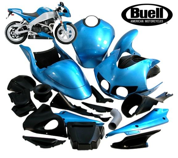 Buell Firebolt XB9R Motorcycle (Buell Motorcycles)