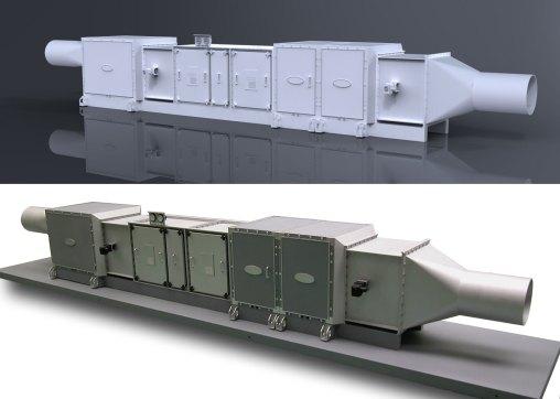 Thrax-Vac (Gassman Engineering)