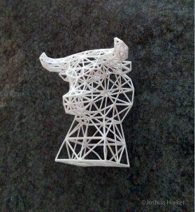 Taurus Geodesica Wireframe