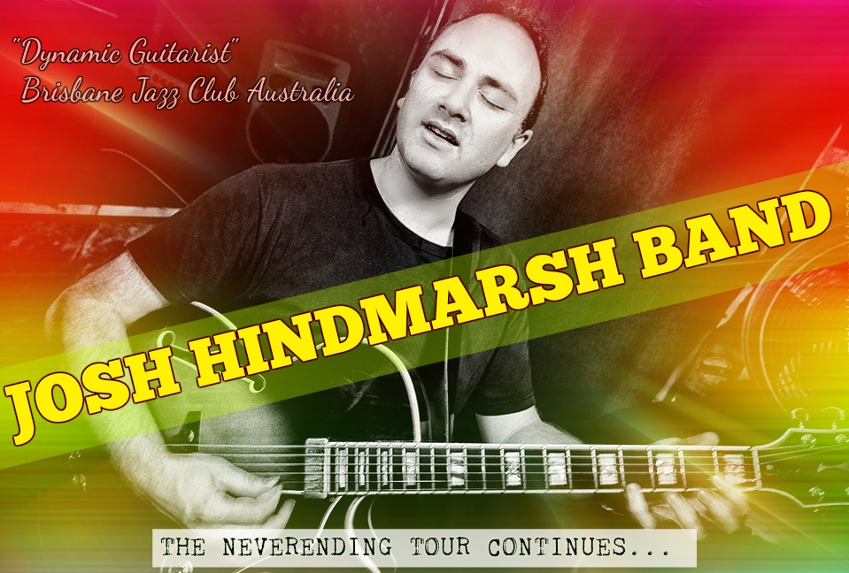 Josh Hindmarsh Band