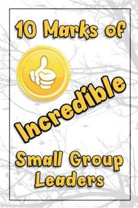 Small group leaders