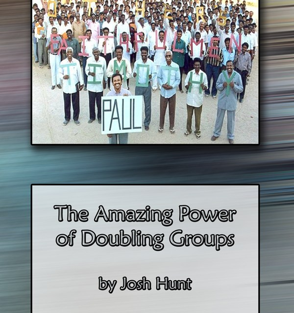 Andy Stanley on Doubling Groups