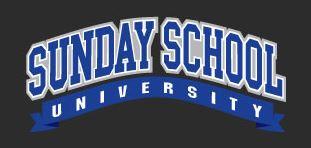 Sunday School University