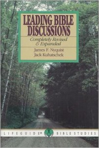 James F. Nyquist and Jack Kuhatschek, Leading Bible Discussions