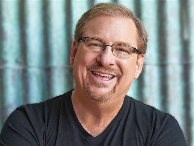 Rick Warren on church growth