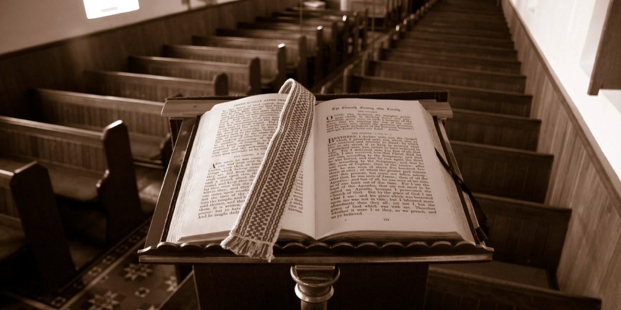 Sermon-based small groups