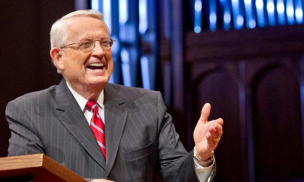 Swindoll on legalism