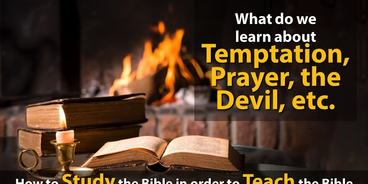 What does the Bible teach about…