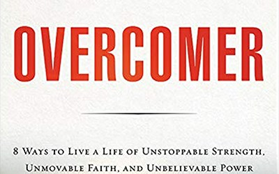 Overcoming death with life