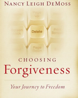 Forgiving for Jesus' Sake