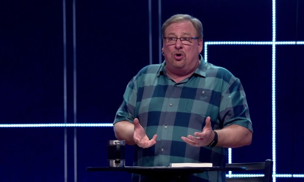 Rick Warren: Structuring Your Small Groups for Growth