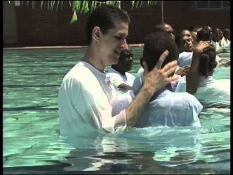 Twenty thousand people baptize in one day