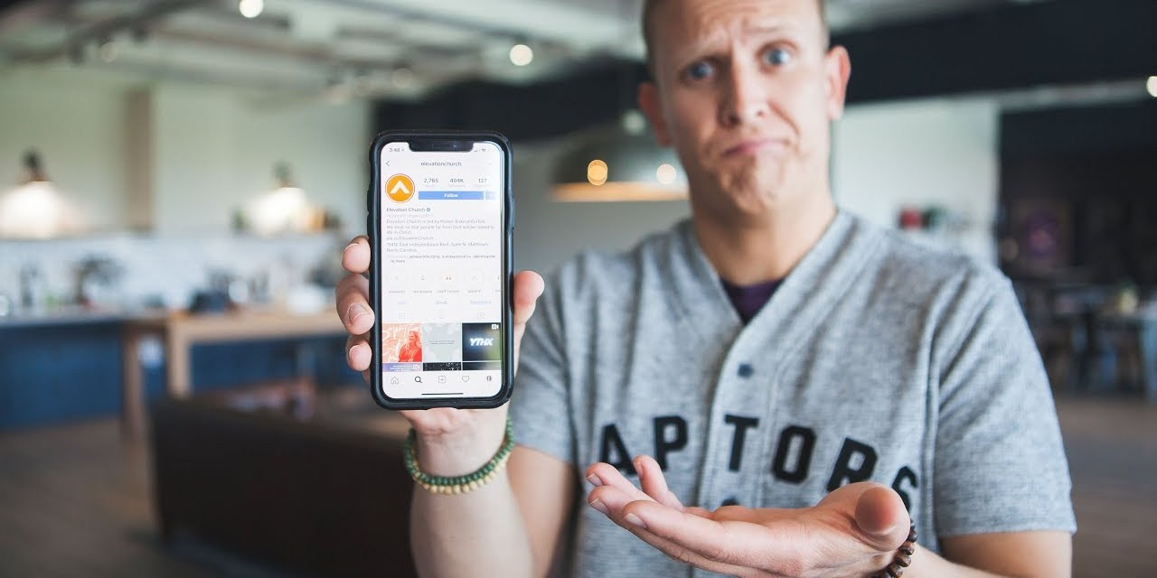 Why Is Elevation Church So Good At Social Media? | Pro Church Daily Ep. #112