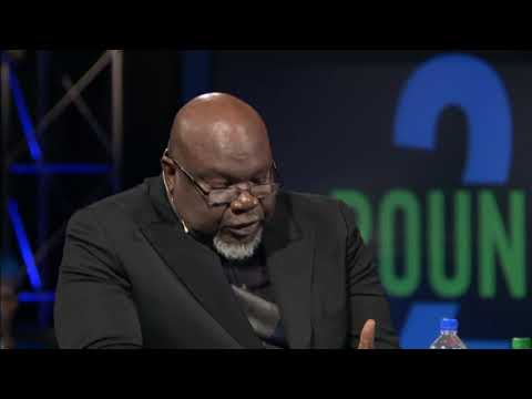 Elephant Room Round 2 | Session 4 | Mark Driscoll and T.D. Jakes (2012)